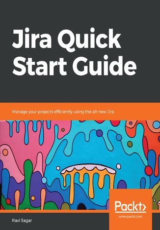 Okładka książki Jira Quick Start Guide