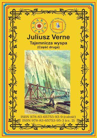 Okładka książki Tajemnicza wyspa. Część 2. Porzucony