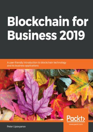 Okładka książki/ebooka Blockchain for Business 2019
