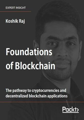 Okładka książki/ebooka Foundations of Blockchain