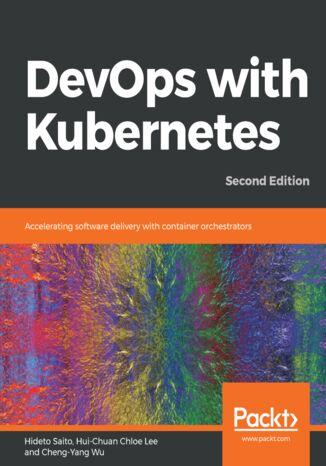 Okładka książki/ebooka DevOps with Kubernetes. Second edition