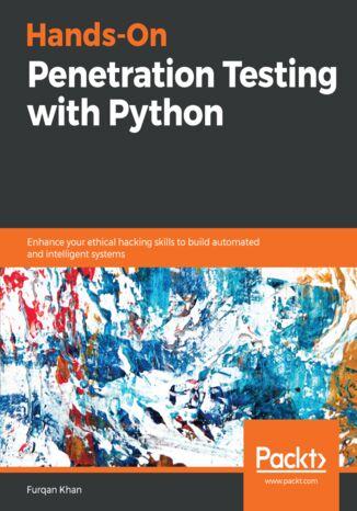 Okładka książki/ebooka Hands-On Penetration Testing with Python