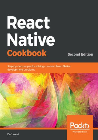 Okładka książki/ebooka React Native Cookbook