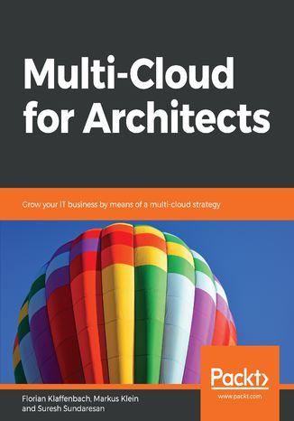Okładka książki/ebooka Multi-Cloud for Architects