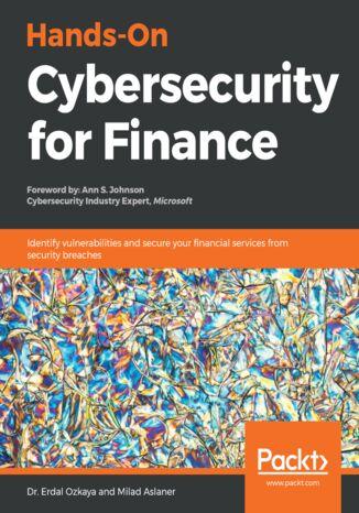 Okładka książki Hands-On Cybersecurity for Finance