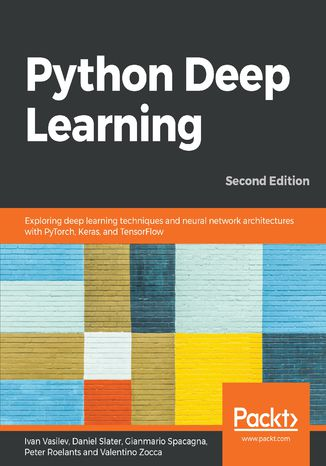 Okładka książki Python Deep Learning