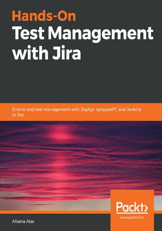 Okładka książki/ebooka Hands-On Test Management with Jira