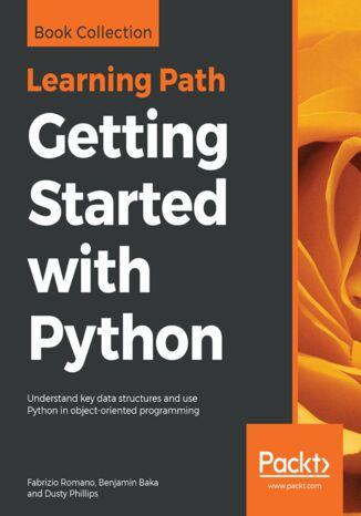 Okładka książki/ebooka Getting Started with Python