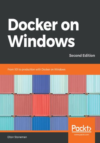 Okładka książki Docker on Windows. Second edition