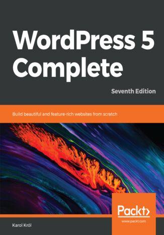Okładka książki/ebooka WordPress 5 Complete