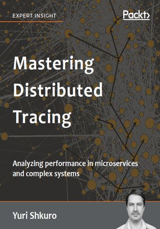 Okładka książki Mastering Distributed Tracing