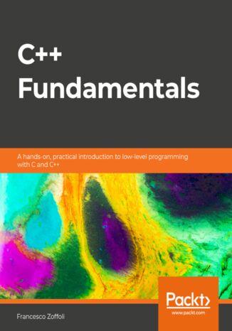 Okładka książki/ebooka C++ Fundamentals