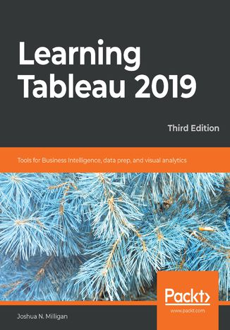 Okładka książki/ebooka Learning Tableau 2019