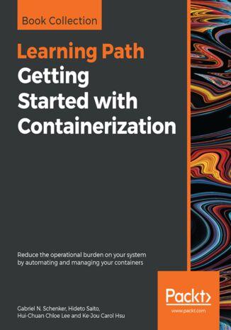 Okładka książki/ebooka Getting Started with Containerization