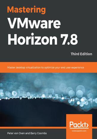 Okładka książki Mastering VMware Horizon 7.8