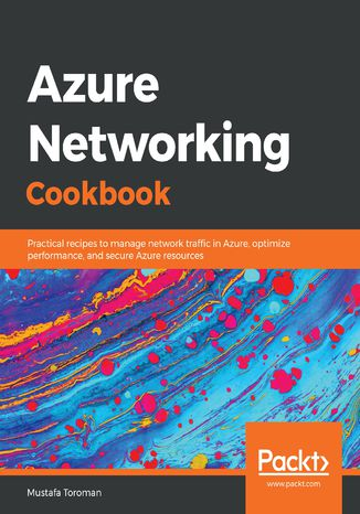 Okładka książki Azure Networking Cookbook