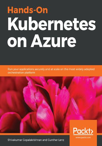 Okładka książki Hands-On Kubernetes on Azure