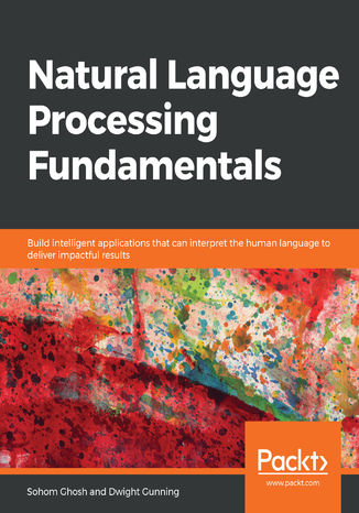 Okładka książki Natural Language Processing Fundamentals
