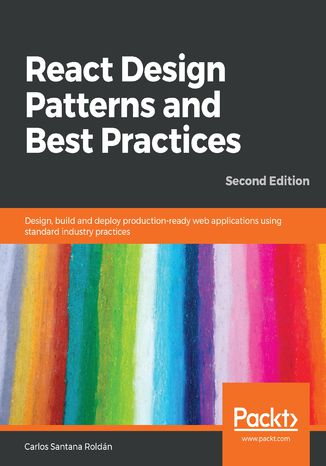 Okładka książki React Design Patterns and Best Practices