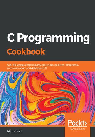 Okładka książki C Programming Cookbook