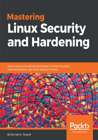 Okładka książki/ebooka Mastering Linux Security and Hardening