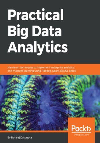 Okładka książki/ebooka Practical Big Data Analytics
