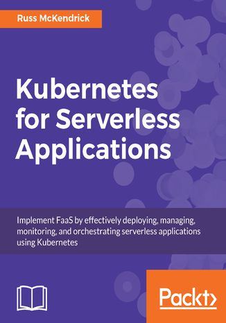 Okładka książki/ebooka Kubernetes for Serverless Applications