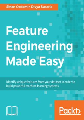 Okładka książki/ebooka Feature Engineering Made Easy