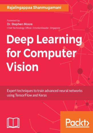 Okładka książki/ebooka Deep Learning for Computer Vision
