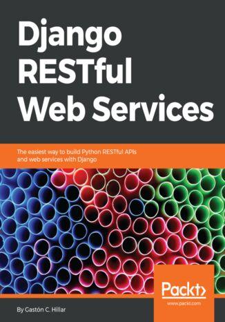 Okładka książki/ebooka Django RESTful Web Services