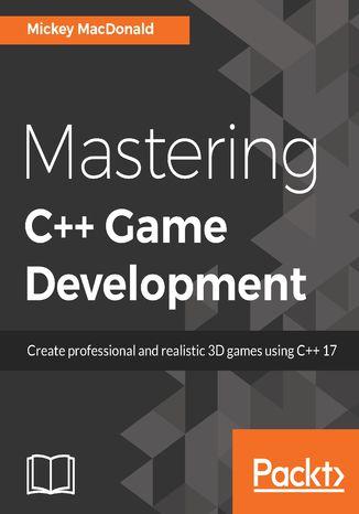 Okładka książki/ebooka Mastering C++ Game Development