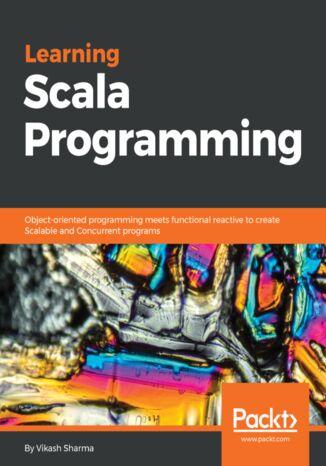 Okładka książki Learning Scala Programming