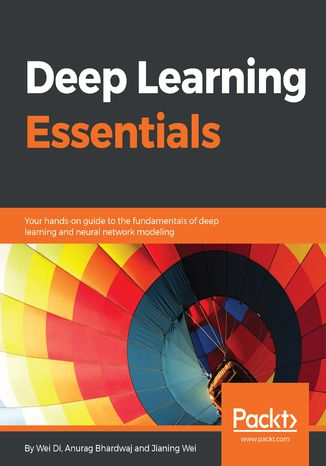 Okładka książki/ebooka Deep Learning Essentials