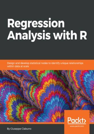 Okładka książki Regression Analysis with R
