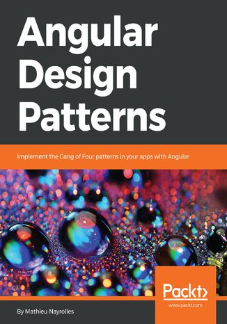 Okładka książki Angular Design Patterns