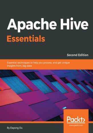 Okładka książki/ebooka Apache Hive Essentials