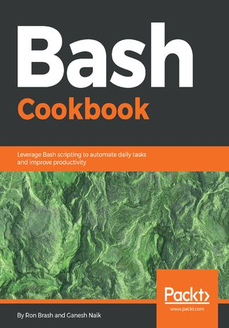 Okładka książki/ebooka Bash Cookbook