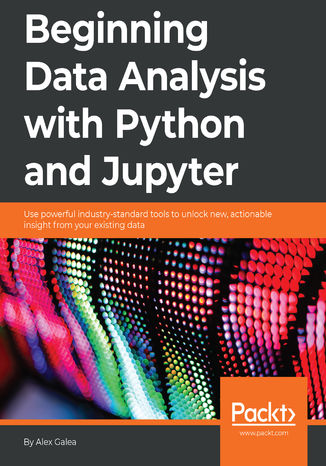 Okładka książki Beginning Data Science with Python and Jupyter