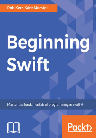 Okładka książki/ebooka Beginning Swift