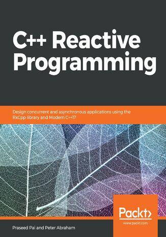 Okładka książki/ebooka C++ Reactive Programming