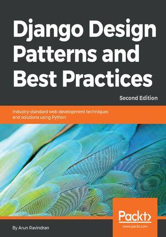 Okładka książki/ebooka Django Design Patterns and Best Practices