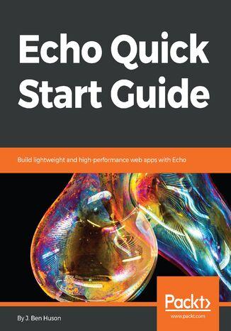 Okładka książki/ebooka Echo Quick Start Guide