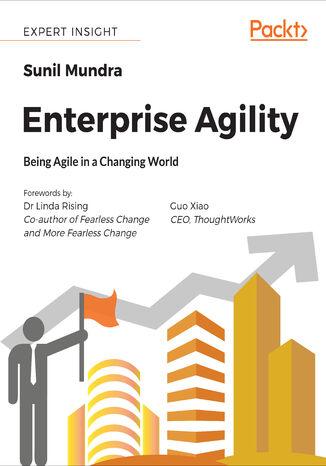 Okładka książki/ebooka Enterprise Agility