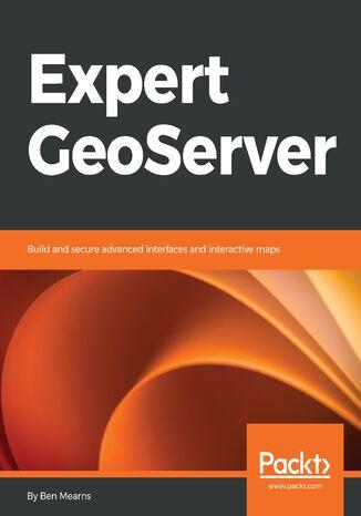 Okładka książki Expert GeoServer