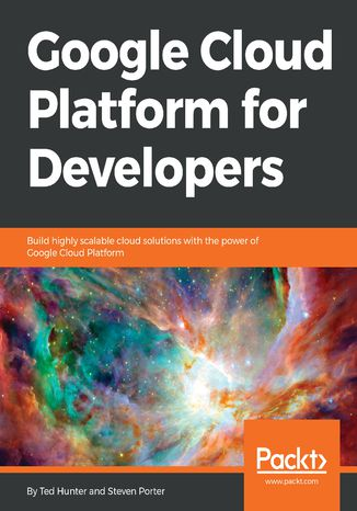 Okładka książki Google Cloud Platform for Developers