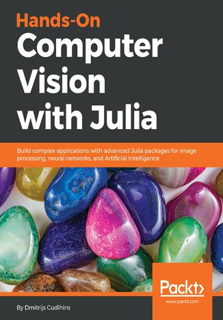 Okładka książki/ebooka Hands-On Computer Vision with Julia