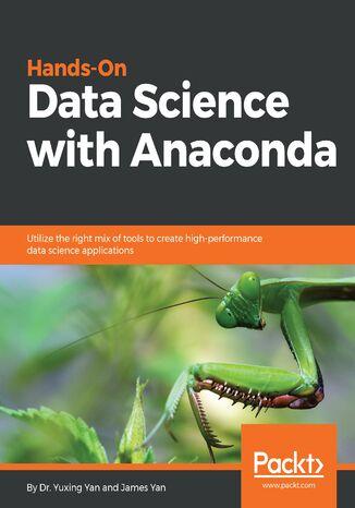 Okładka książki/ebooka Hands-On Data Science with Anaconda