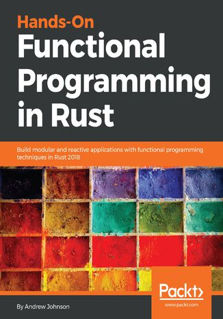 Okładka książki Hands-On Functional Programming in Rust