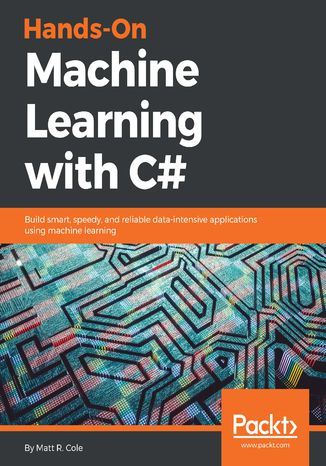 Okładka książki Hands-On Machine Learning with C#