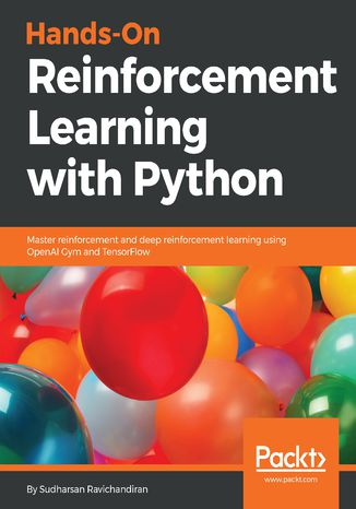 Okładka książki/ebooka Hands-On Reinforcement Learning with Python